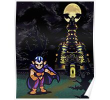 Magus Castle w/Magus Poster
