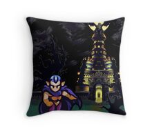 Magus Castle w/Magus Throw Pillow