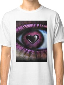 Eye Heart U Classic T-Shirt