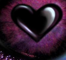 Eye Heart U Sticker
