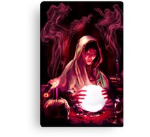 The Fortune Tellers Daughter Canvas Print
