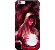 The Fortune Tellers Daughter iPhone Case/Skin
