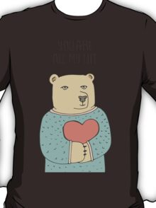 Bear in love T-Shirt