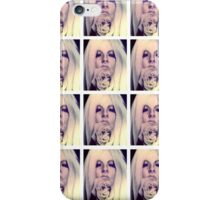 model by BLANKTOBAM iPhone Case/Skin