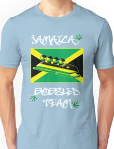 Jamaica Bobsled Team Unisex T-Shirt
