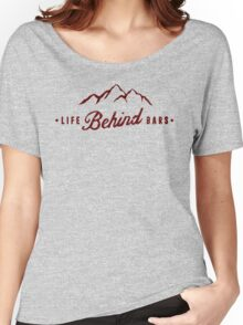 LIFE BEHIND BARS Women's Relaxed Fit T-Shirt