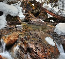 Cascading stream by zumi