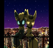 Loving Night *Apple Devices* by Winick-lim