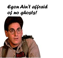 Ghostbusters Egon  by Ksaourious1