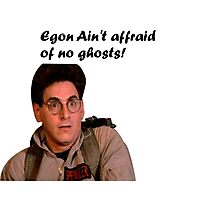 Ghostbusters Egon  Photographic Print