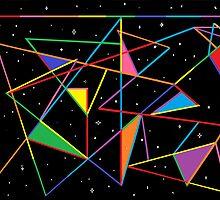 Tangled Angles by Jana Gilmore