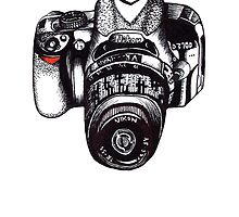 The Mighty Nikon by Carolyn Huane