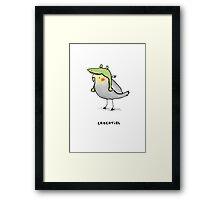 Crocotiel Framed Print