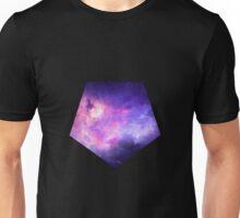 Galaxy Pentagon Unisex T-Shirt
