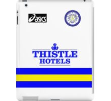 Leeds United Home Kit 1993 - 1995 iPad Case/Skin