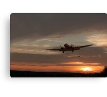 Package Delivered Canvas Print