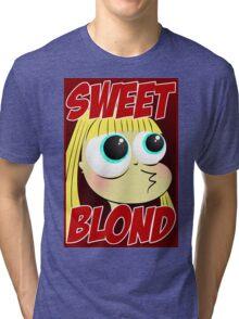 Sweet blond Tri-blend T-Shirt