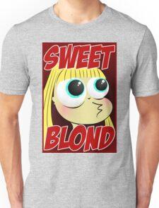 Sweet blond Unisex T-Shirt