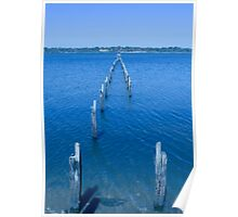 Jetty Australind Poster