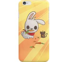 Bunny and Mouse iPhone Case/Skin