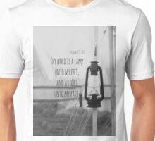 Psalm 119 Word Lamp Unisex T-Shirt