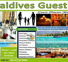 Maldives Guest Houses by guest-house