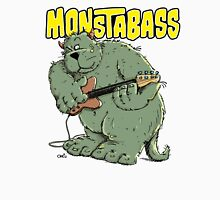Monster with Bassguitar Unisex T-Shirt