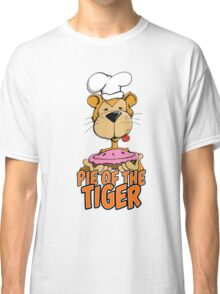 Pie of the Tiger Classic T-Shirt