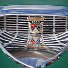 Shiny ford badge by briandhay