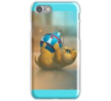 I just found a funny toy! iPhone Case/Skin