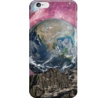 A Place In Space iPhone Case/Skin