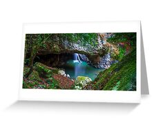 Natural Arch  Greeting Card