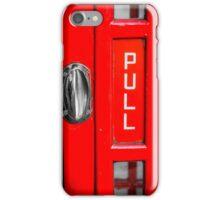 PULL  iPhone Case/Skin