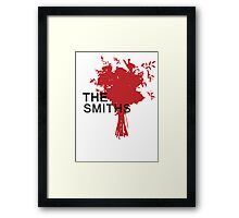The Smiths Bouquet Framed Print