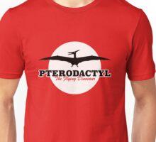 Pterodactyl, the Flying Dinosaur Unisex T-Shirt