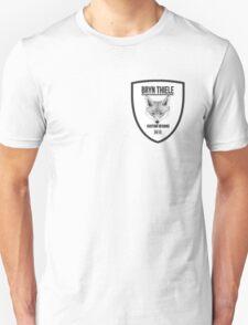 BTCD logo shield Unisex T-Shirt