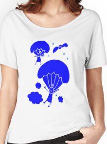 Cute Parachute Women's Relaxed Fit T-Shirt