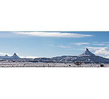 Six-Shooter Peaks Photographic Print