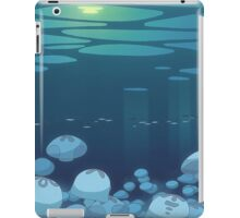 Underwater - Ponyo iPad Case/Skin