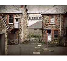 Derelict Hospital Photographic Print