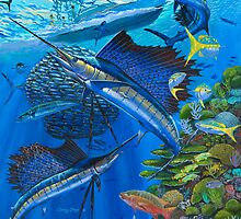 Sailfish Reef by Carey Chen
