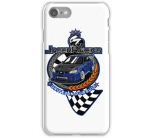 Jager Racing Devious Badger iPhone Case/Skin