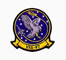 VFA-97 Warhawks Patch Unisex T-Shirt