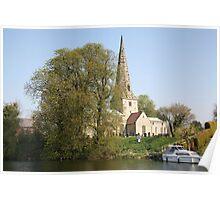 normanton church Poster