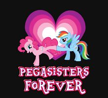 Pegasisters Forever 2 Womens Fitted T-Shirt