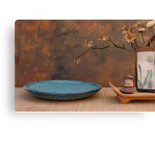 Zen Elements Canvas Print