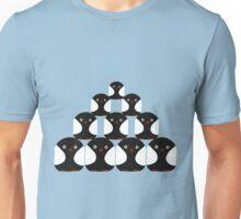 Penguin Pyrimid Unisex T-Shirt
