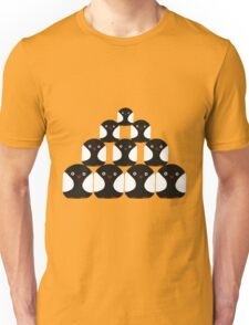 Penguin Pyrimid Unisex T-Shirt