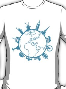 Cities of the World T-Shirt