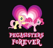 Pegasisters Forever 15 Womens Fitted T-Shirt